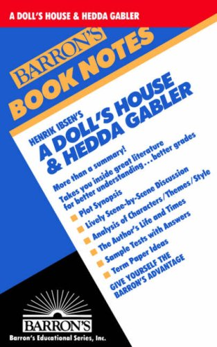 9780764191657: A Doll's House and Hedda Gabler