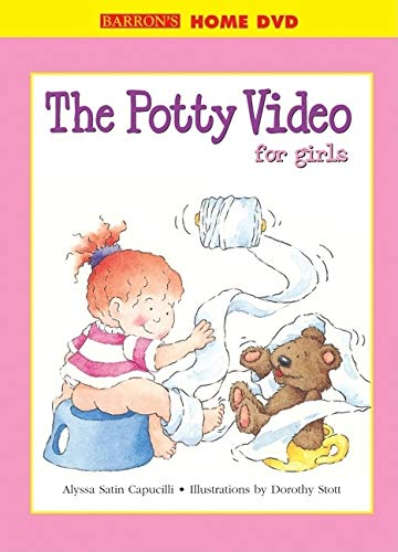 9780764193620: The Potty Movie for Girls: Hannah Edition