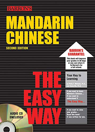 9780764193699: Mandarin Chinese the Easy Way with Audio CD (Easy Way Series)