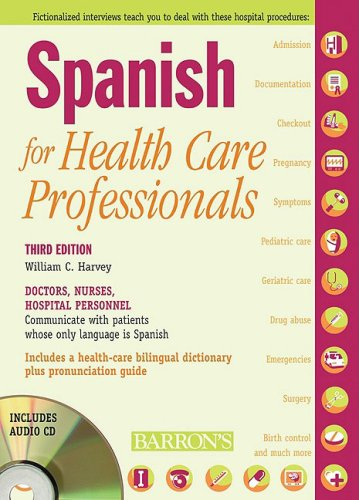 9780764194467: Spanish for Healthcare Professionals