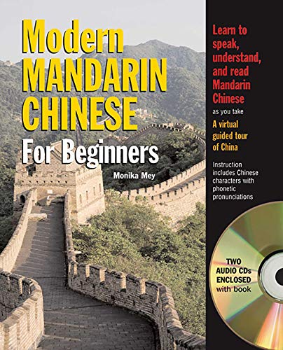 9780764194566: Modern Mandarin Chinese for Beginners: with 2 Audio CDs