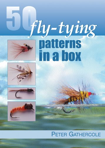 9780764195020: 50 Fly-tying Patterns in a Box