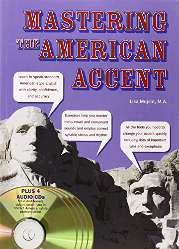9780764195822: Mastering the American Accent (4CD audio)