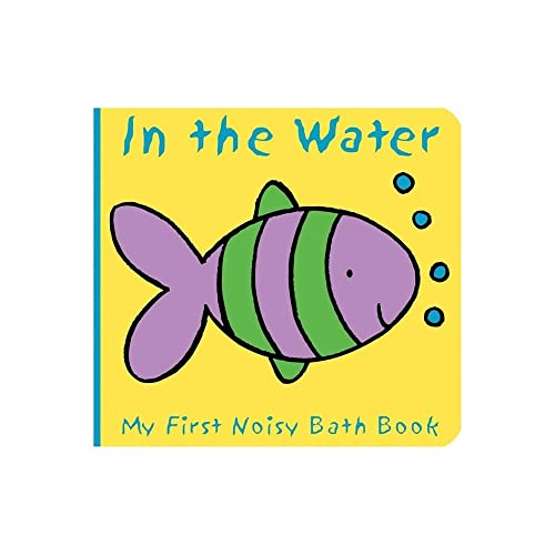 9780764195914: Animals in the Water (My First Noisy Bath Books)
