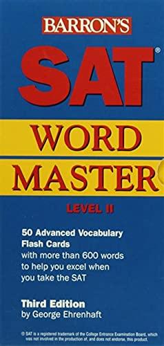 9780764196058: SAT Wordmaster, Level 2