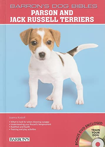 9780764196362: Parson and Jack Russell Terriers (Barron's Dog Bibles)