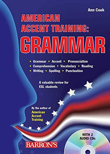 9780764196515: American Accent Training: Grammar