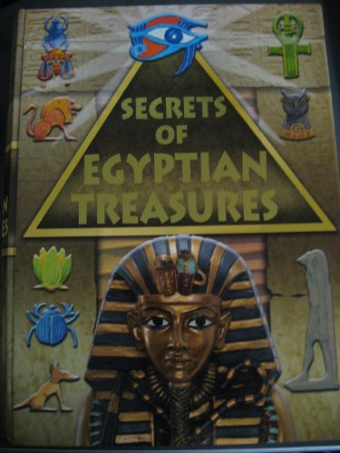 9780764196676: Secrets of Egyptian Treasures (Barron's Activity Kits for Kids)
