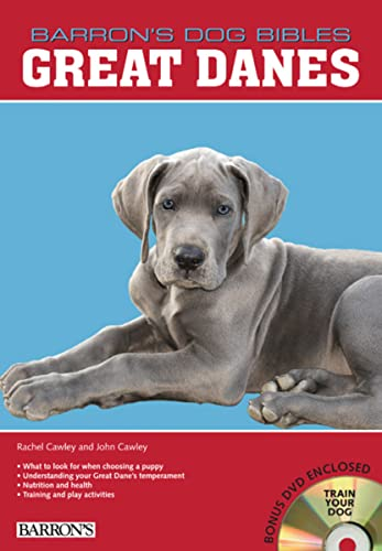 9780764197543: Great Danes (Barron's Dog Bibles)