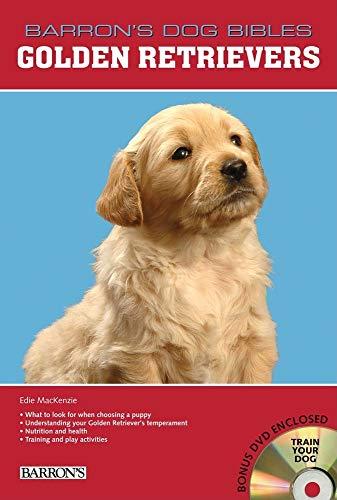 9780764197710: Golden Retrievers (Barron's Dog Bibles)