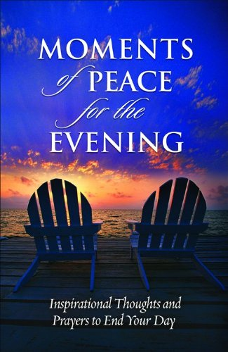 9780764201707: Moments of Peace for the Evening