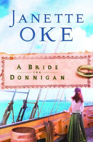 9780764202506: A Bride for Donnigan (Women of the West #7)