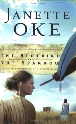9780764202537: The Bluebird and the Sparrow (Women of the West)