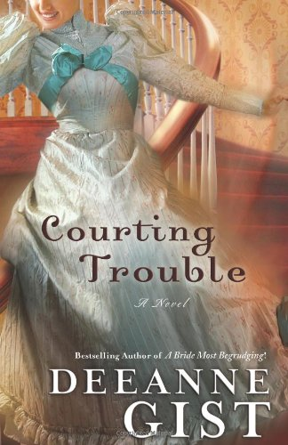 9780764203947: Courting Trouble