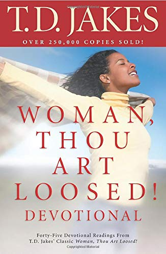 9780764204500: Woman, Thou Art Loosed! Devotional