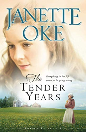 9780764205279: The Tender Years (A Prairie Legacy, Book 1) (Volume 1)