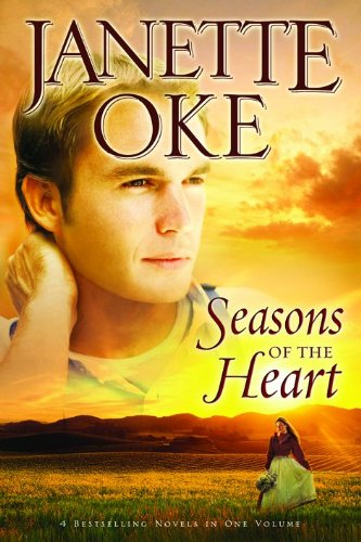 9780764206535: Seasons of the Heart: Once Upon a Summer / The Winds of Autumn / Winter Is Not Forever / Spring's Gentle Promise