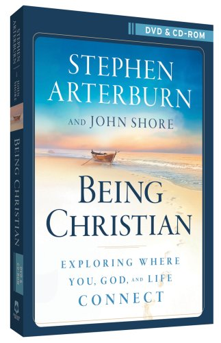 9780764206955: Being Christian DVD and CD-ROM: Exploring Where You, God, and Life Connect