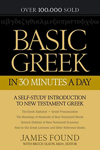 Basic Greek in 30 Minutes a Day: