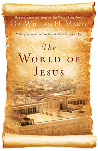 9780764210839: The World of Jesus: Making Sense of the People and Places of Jesus' Day