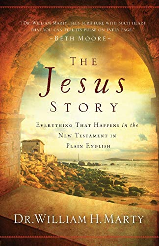 9780764210938: The Jesus Story: Everything That Happens in the New Testament in Plain English