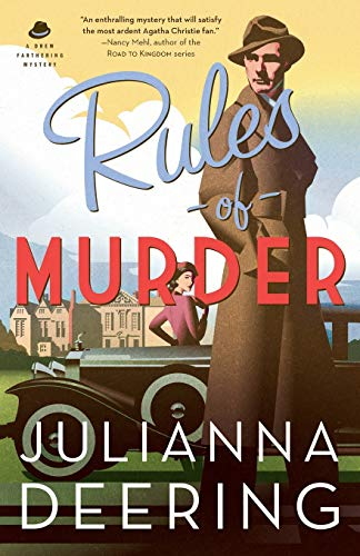 9780764210952: Rules of Murder (A Drew Farthering Mystery)