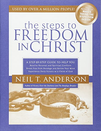 9780764213731: The Steps to Freedom in Christ Study Guide: A Step-By-Step Guide To Help You