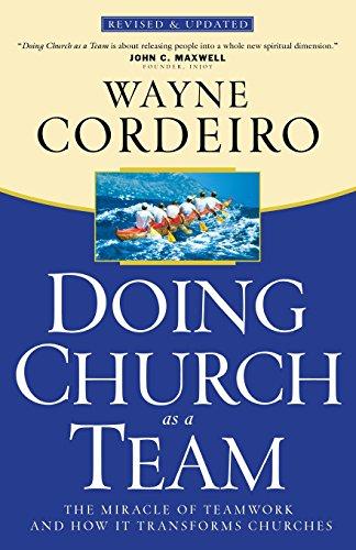 9780764214493: Doing Church as a Team