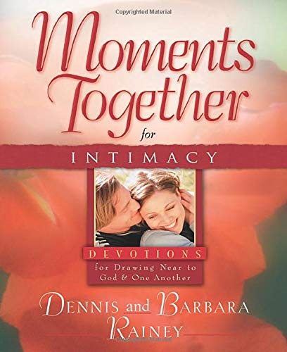 9780764215421: Moments Together for Intimacy