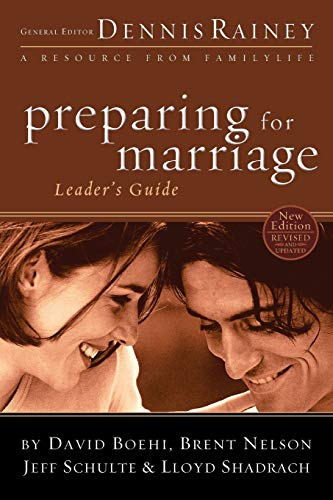 9780764215490: Preparing for Marriage Leader's Guide