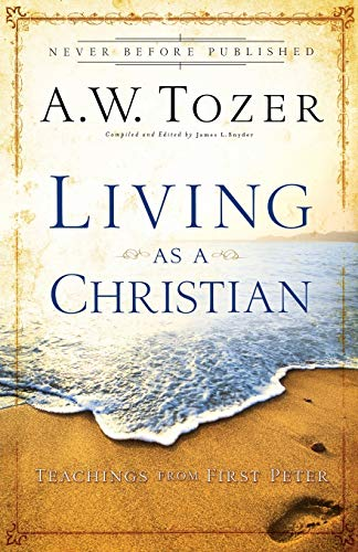9780764216206: Living as a Christian: Teachings from First Peter