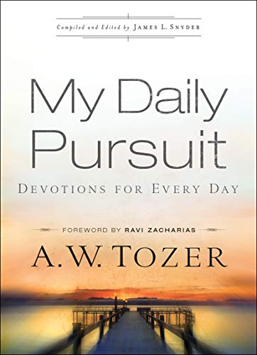 9780764216213: My Daily Pursuit: Devotions for Every Day