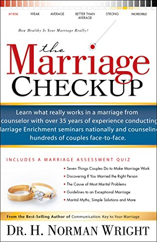 9780764216381: The Marriage Checkup