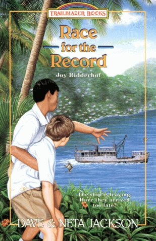 Race for the Record: Joy Ridderhof (Trailblazer Books #29) (0764220136) by Jackson, Dave and Neta