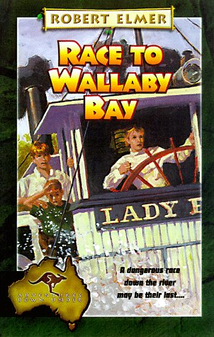 9780764221033: Race to Wallaby Bay (Adventures Down Under #5)