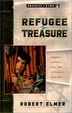 9780764222993: Refugee Treasure: Book 3 (Promise of Zion)