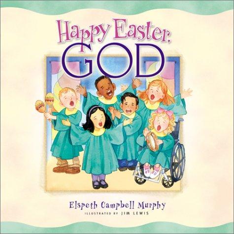 9780764223860: Happy Easter, God