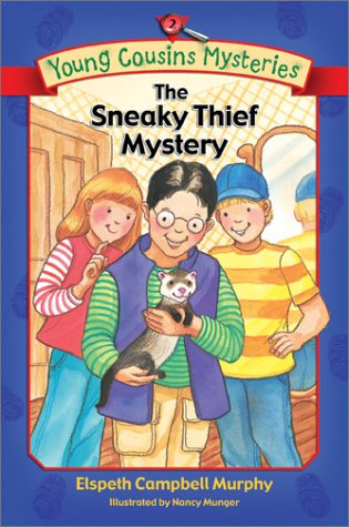 9780764224959: The Sneaky Thief Mystery (Young Cousins Mysteries) (Book 2)