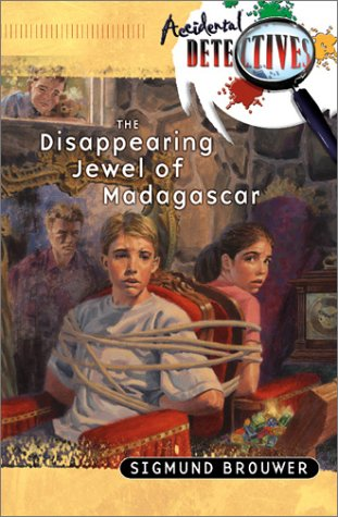 9780764225659: The Disappearing Jewel of Madagascar (The Accidental Detectives Series #2)