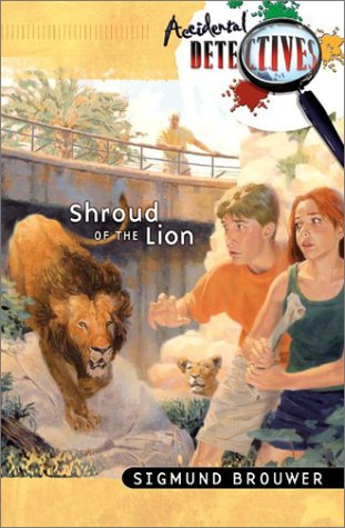 9780764225680: Shroud of the Lion (The Accidental Detectives Series #5)