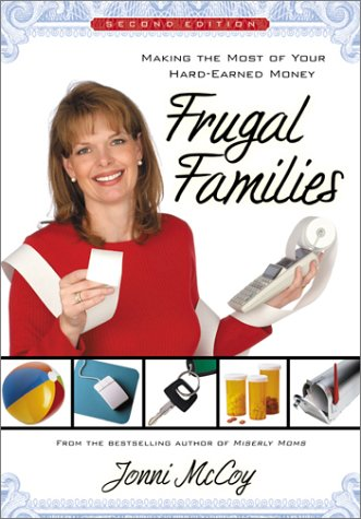 9780764226144: Frugal Families: Making the Most of Your Hard-Earned Money