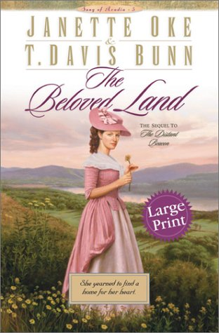9780764227240: The Beloved Land (Song of Acadia #5)