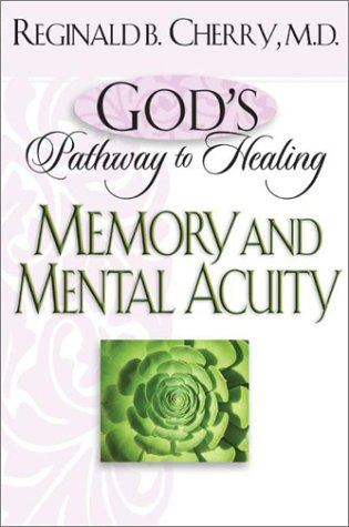 9780764228124: Memory and Mental Acuity (Gods Path to Healing, 3)