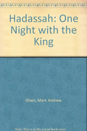9780764229091: Hadassah: One Night with the King