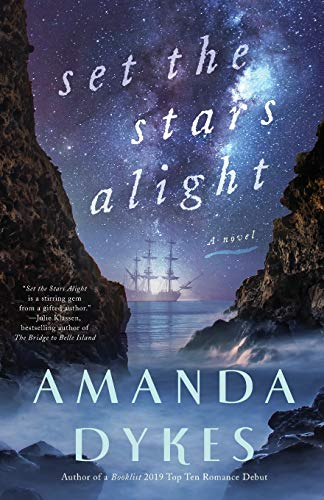 Book Cover: Set the Stars Alight