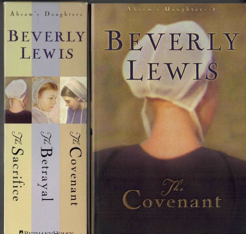 9780764280313: Abram's Daughters ( 3 Book set:The Sacrifice, The Betrayal, The Covenant)