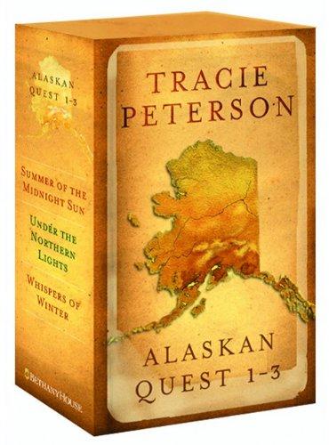 Alaskan Quest Pack, Vols. 1-3: Peterson, Tracie