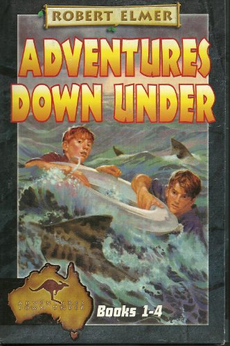9780764283079: Escape to Murray River/Captive at Kangaroo Springs/Rescue at Boomerang Bend/Dingo Creek Challenge (Adventures Down Under 1-4)