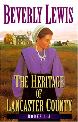 9780764283826: Heritage of Lancaster County Pack, books 1-3(Heritage of Lancaster County)