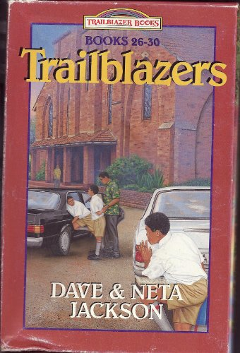 Trailblazers Mix (0764285513) by Dave Jackson; Neta Jackson